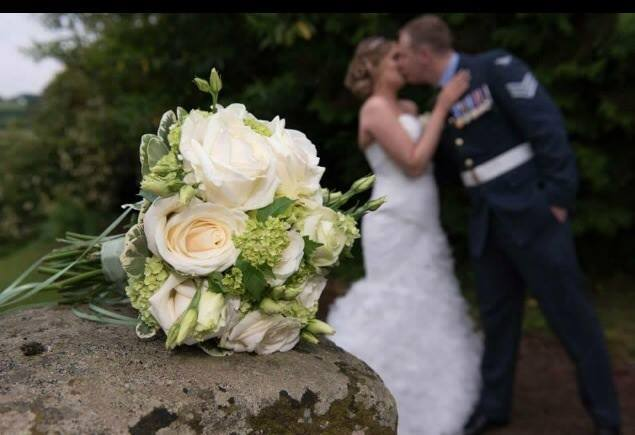 Wedding Flowers Hereford by Hillmans Florist Hereford