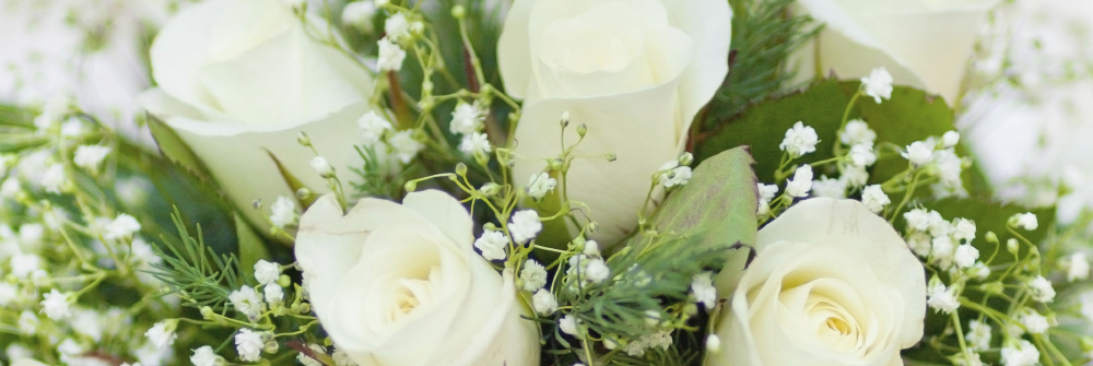 Sympathy Flowers Hereford by Hillmans Florist Hereford
